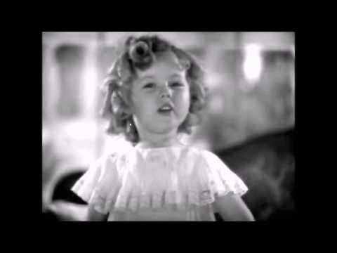 Shirley Temple The World Owes Me A Living From Now And Forever 1934