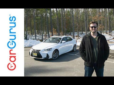 2017 Lexus IS 300   CarGurus Test Drive Review