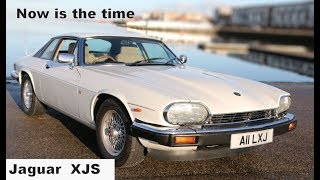 Jaguar XJS - now is the time to take a fresh look