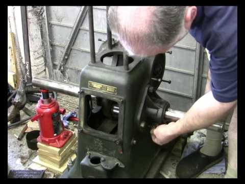 listeroid air compressor conversion