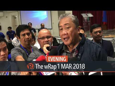 Tugade urges public: Don't rush use of Dalian trains on MRT3