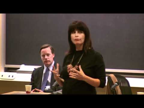 MK Dr. Einat Wilf - Lecture at the Harvard Kennedy School P3