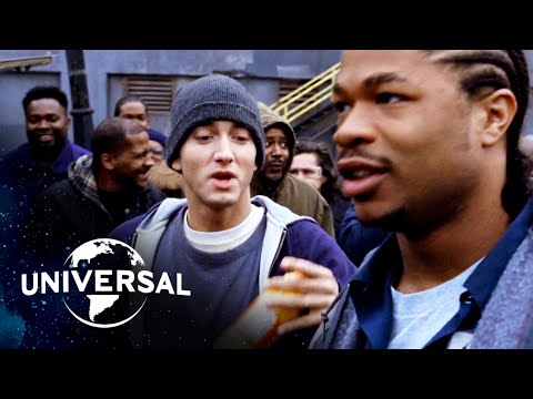 8 Mile | Eminem's Food Truck Rap Battle