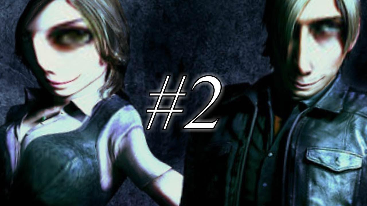 JIGGLE PHYSICS (Resident Evil 6 Highlights)