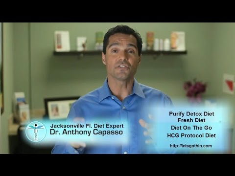 Dr. Anthony Capasso Jacksonville Fl. Diet and Medical Weight Loss Expert