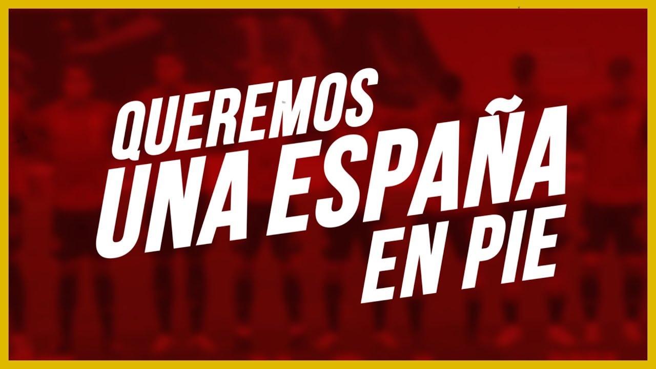 ¡España no se arrodilla!
