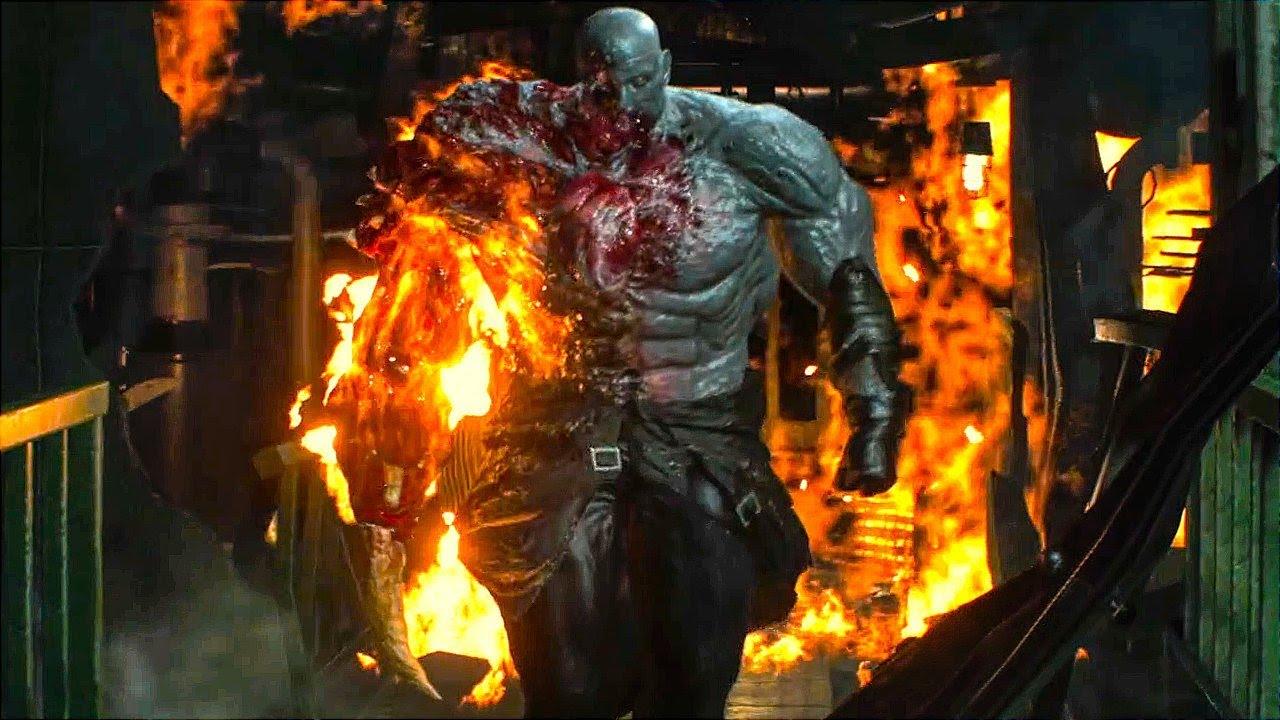 Resident Evil 2 Remake Ending Final Boss Leon Story Youtube