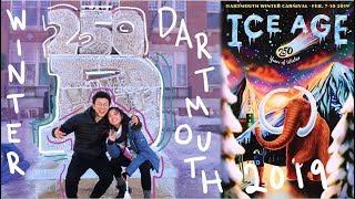 DARTMOUTH WINTER CARNIVAL 2019❄️Senior Year!   JustJoelle1