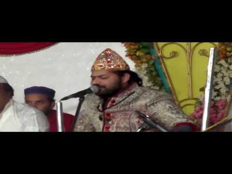 Amazing Qawwali in URS function by Junaid Sultani and Shaheen - Shabnam (Part 1/3)
