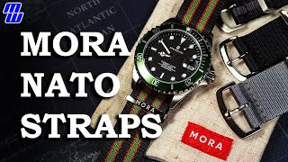 Mora Solid Hardware Nato Straps Review!
