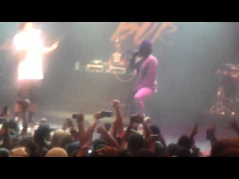 J. Cole brings out Kendrick Lamar in LA  Dollar and a Dream 6/26/15