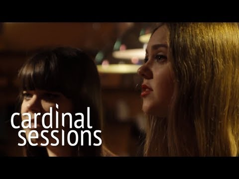 First Aid Kit - Kathy's Song (Paul Simon Cover) - CARDINAL SESSIONS