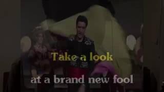 Karaoke - Fools Fall In Love - Elvis Presley Version