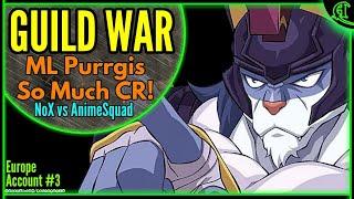 Arbiter Vildred Guild War (NoX vs Nekophilia) EPIC SEVEN PVP