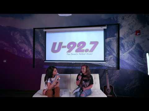 "Moxie Raia Interview & Acoustic Performance Of ""Wheels"""