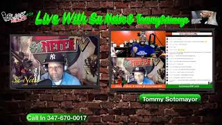 Sa Neter And Tommy Sotomayor One On One Conversation