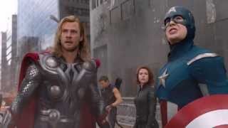 The Avengers Blu-Ray - Official® Trailer [HD] thumbnail