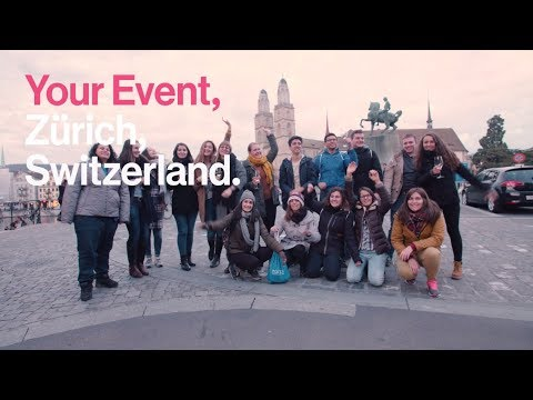 The Social Program to your Event in Zurich - Autumn