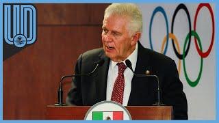 El presidente del Comité Olímpico Mexicano aceptó que la Conade sigue sin liberar los recursos económicos para Tokio 2020