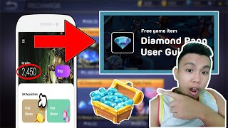 HOW TO GET FREE DIAMOND IN MOBILE LEGENDS l DIAMOND PANG l FREE UNLIMITED DIAMOND l NEW UPDATE(2020)