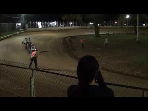 ERM Racing at Shellhammers Speedway/Senior Honda Feature- 9/22/2018