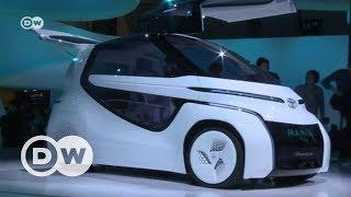 Yapay zeka sürücünün duygularını algılıyor - DW Türkçe