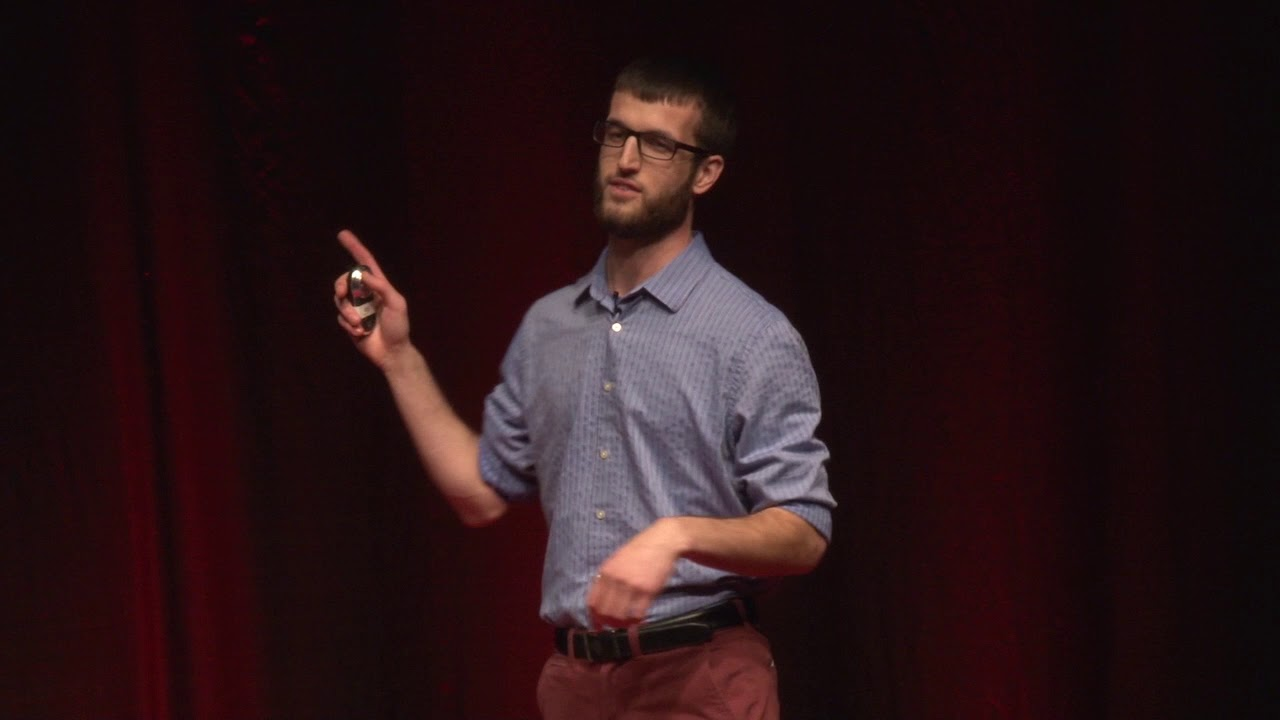 How life on Wheels Keeps Me Connected | Kristopher Bosela | TEDxIthacaCollege