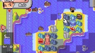 Advance Wars - Rapid Ferry - User video