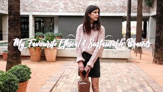 My Favourite Ethical & Sustainable Brands - Where to Shop | Mademoiselle