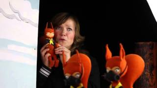 Jessica Hynes drops in on Squirrel Island