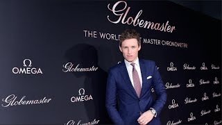 OMEGA Globemaster event with Eddie Redmayne in Los Angeles
