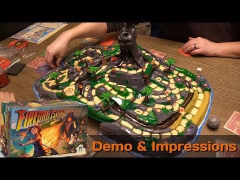 Fireball Island  The Curse of VulKar  Demo & Impressions
