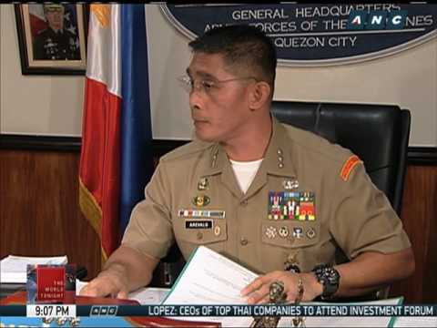 PNP, AFP agree on Maute group presence in Metro Manila