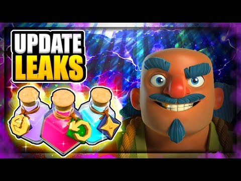 NEW UPDATE LEAKS!! - War Tools, 5 New Potions, New Town Hall Content & MORE!! | Clash of Clans