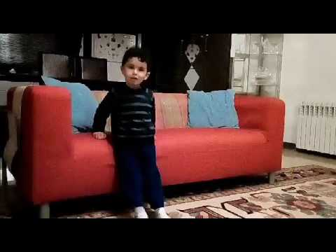 Ario 3 years old- Tehran