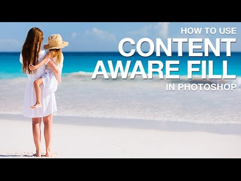 How to Use Content Aware Fill in Photoshop