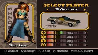 Vigilante 8 2nd Offense | El Guerrero Quest