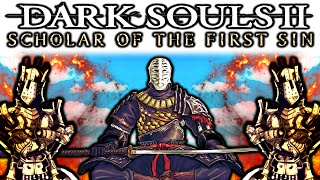 Dark Souls 2: Scholar of the First Sin - SUFFERING ALL ALONNE