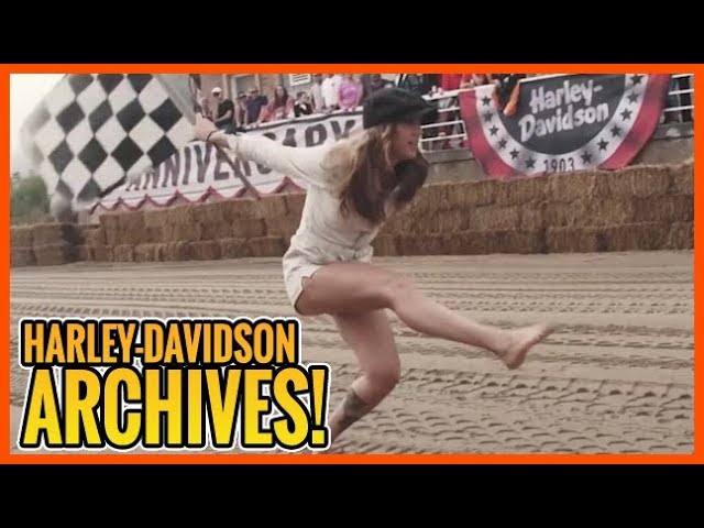 Born To Ride Episode 1196 - Harley Davidson Archive - Pinellas Park Bikefest - Taiwan True Story