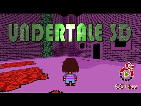 Undertale 3d скачать игру