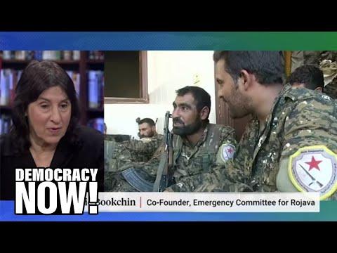 Activists call on international left to speak up for progressive Kurdish Rojava