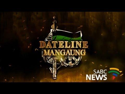 Dateline Mangaung - 17 December 2012
