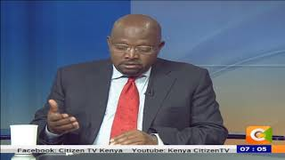 Power Breakfast:The president was not clear on food security in the Big 4 Agenda-Arap kirwa