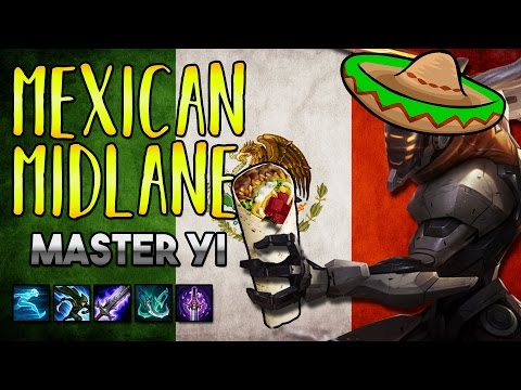 Mexican Midlane Master YI - Überschall YI - Stormraiders Ghost Exhaust