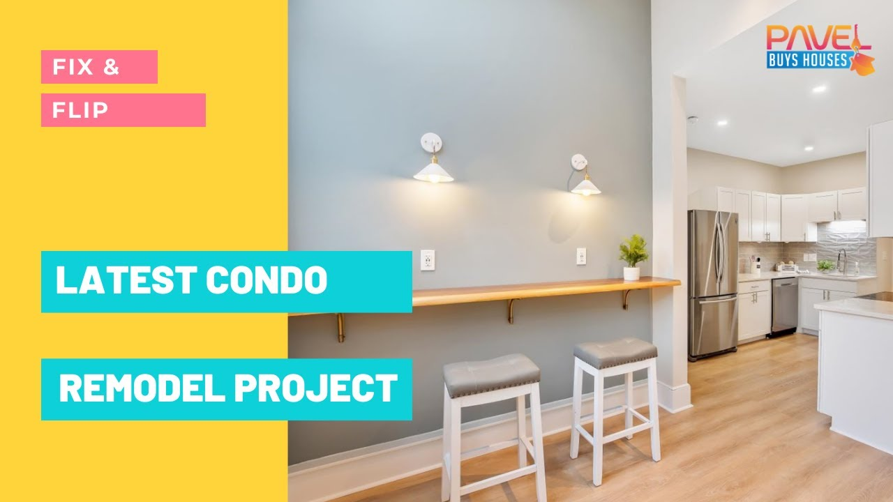 Gorgeous Modern Condo Renovation in Massachusetts (Before & After)