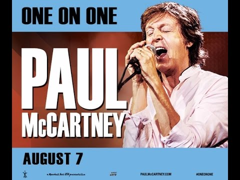 Paul McCartney: One on One - Live at MetLife Stadium (August 7th, 2016)