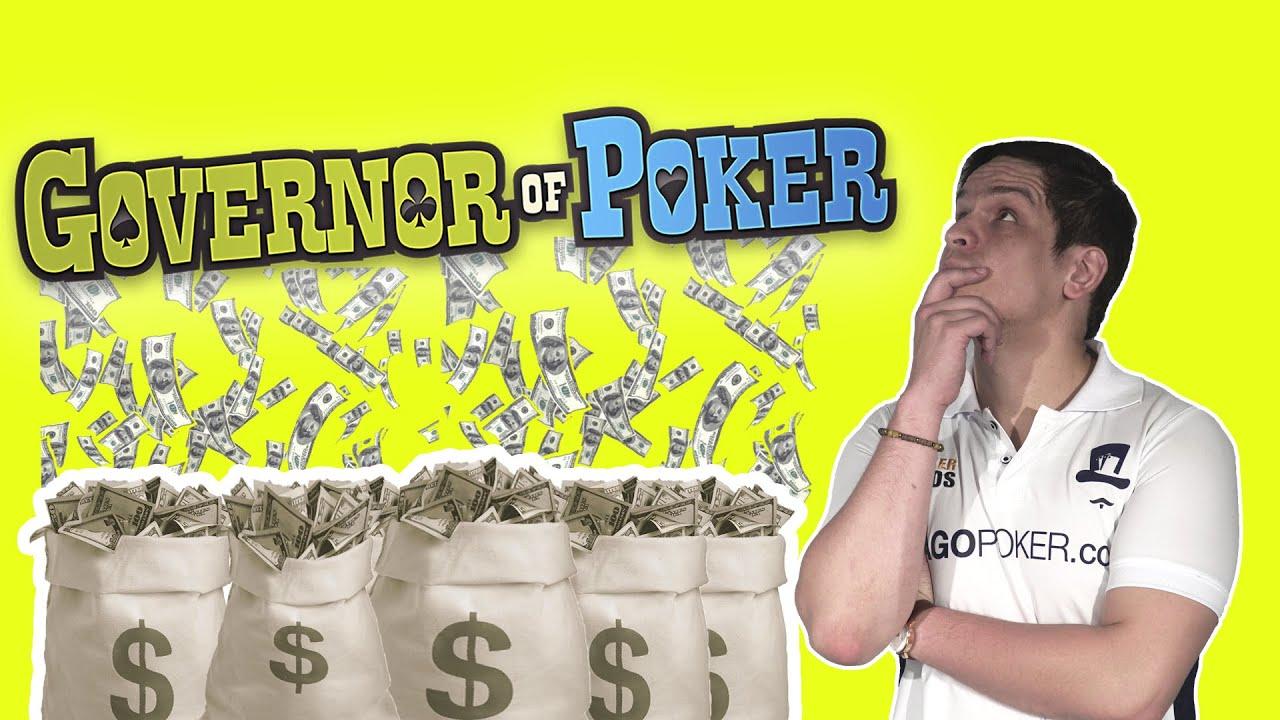 Ganar dinero en poker/GOVERNOR OF POKER #pokercoach #Herramientaspoker