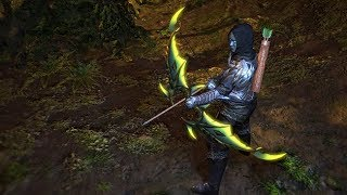 Path of Exile: Viper Bow