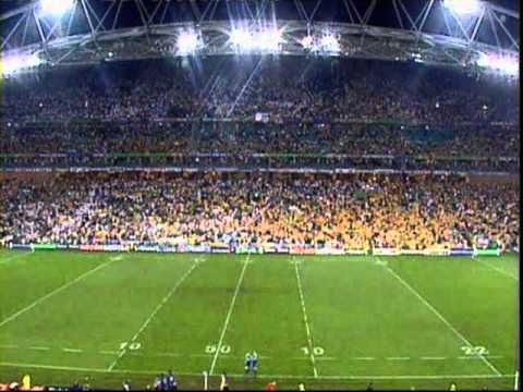 RWC 2003 - Final - England vs. Australia
