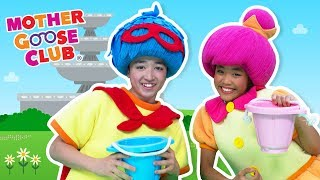 Jack and Jill | New Nursery Rhyme | HOW TO MAKE PIE! | Mother Goose Club Songs for Children